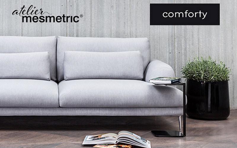 Comforty Sofa 2-Sitzer Sofas Sitze & Sofas    Design Modern