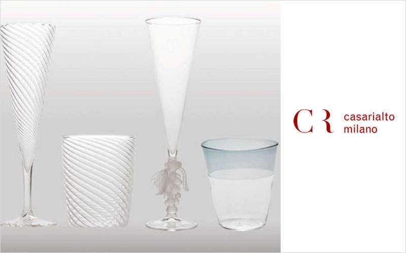 CASARIALTO MILANO Champagnerkelch Gläser Glaswaren  |