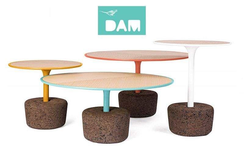 DAM Beistelltisch Beistelltisch Tisch  | Unkonventionell
