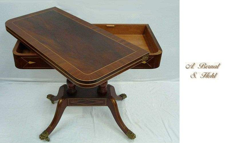 A.BERNAL & S.HOHL Spieletisch Spieletisch Tisch  | Klassisch