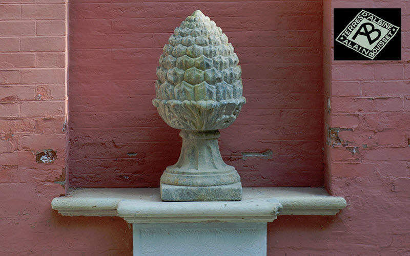 TERRES D'ALBINE Pinienzapfen Dekorobst Dekorative Gegenstände  |