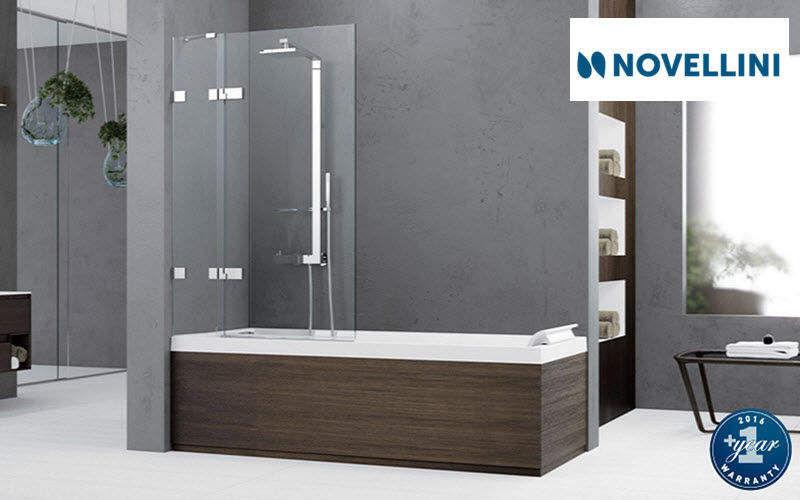 Novellini Badewannenaufsatz Dusche & Zubehör Bad Sanitär  |