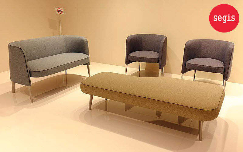 Segis Wohnzimmersitzgarnitur Couchgarnituren Sitze & Sofas  | Design Modern