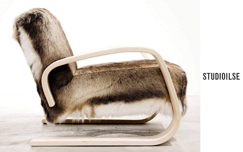 STUDIOILSE Niederer Sessel Sessel Sitze & Sofas   