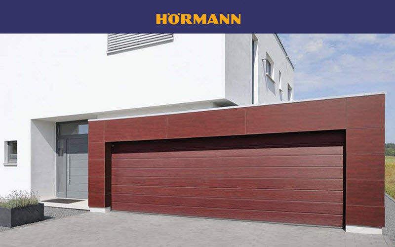 HORMANN Geteiltes Garagentor Garagentor Fenster & Türen   