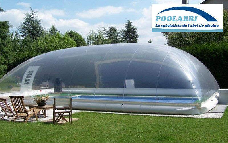 Abri piscine POOLABRI Cubierta de piscina hinchable Schwimmbadschutz Schwimmbad & Spa  |