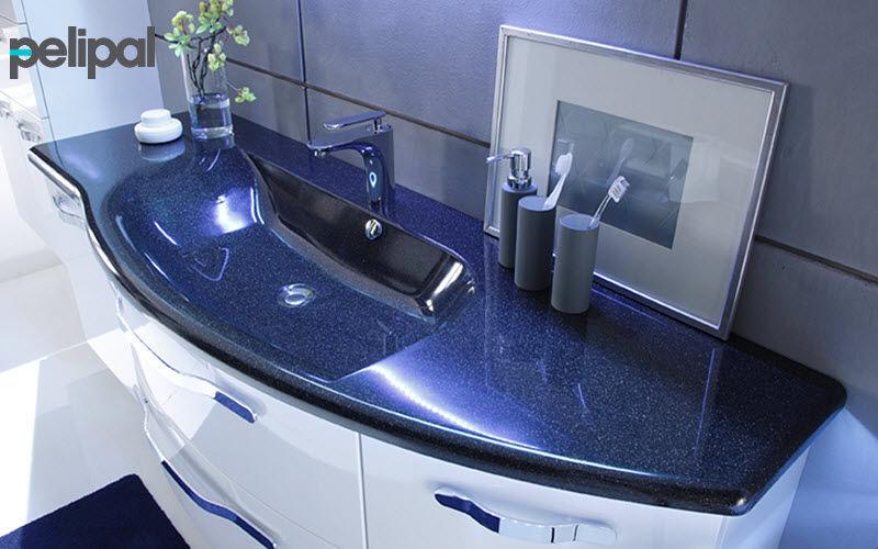 PELIPAL Waschtisch Möbel Badezimmermöbel Bad Sanitär   