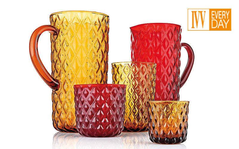 IVV EVERYDAY Limonadenservice Gläserservice Glaswaren  |