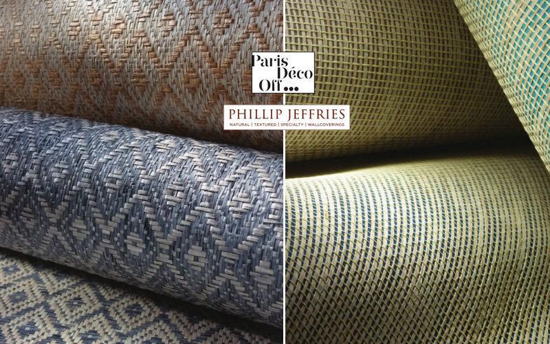 Phillip Jeffries Wandstoff Wandbehänge Wände & Decken  |
