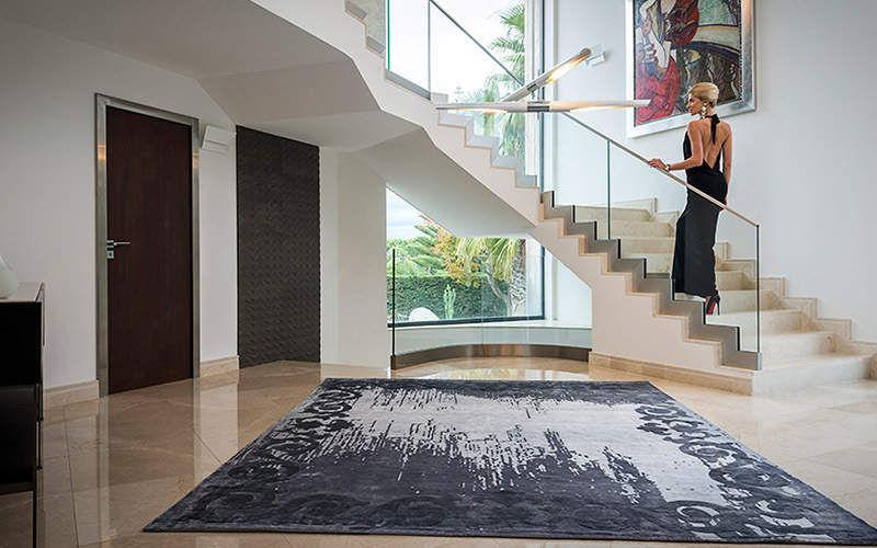 EDITION BOUGAINVILLE Moderner Teppich Moderne Teppiche Teppiche  |