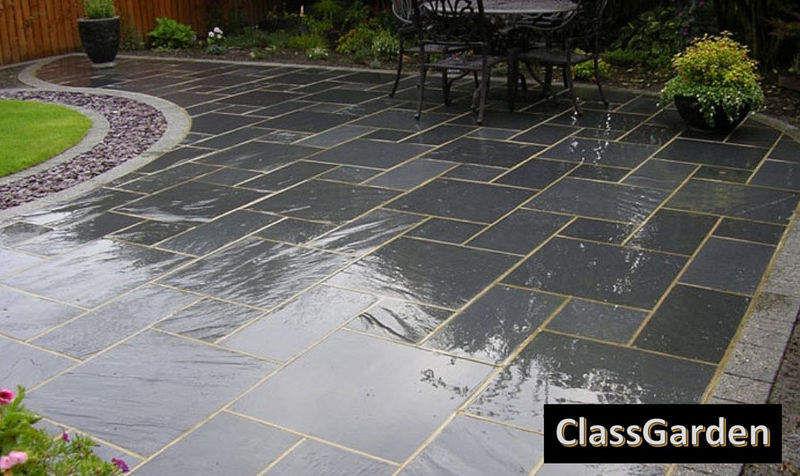 CLASSGARDEN Bodenplatten Außenbereich Außenböden Böden  |