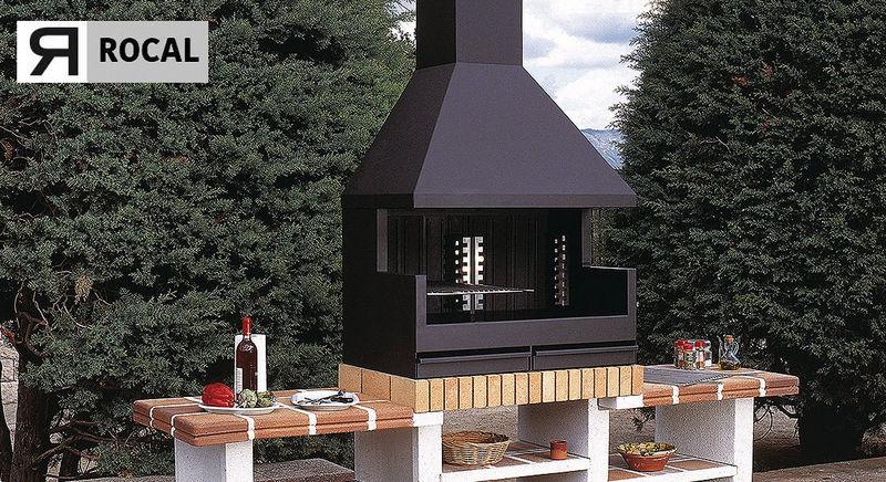 grill au en diverses decofinder. Black Bedroom Furniture Sets. Home Design Ideas