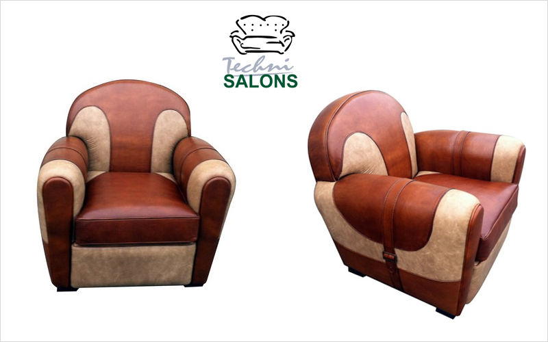 Techni Salons Clubsessel Sessel Sitze & Sofas  |