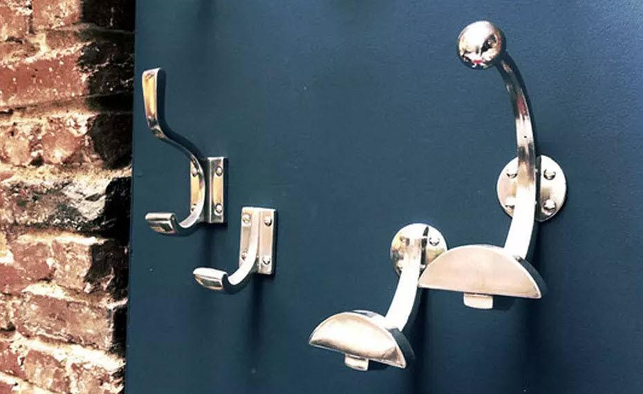 L'Accrocheur Wandhaken Möbel & Accessoires für den Eingangsbereich Regale & Schränke  |