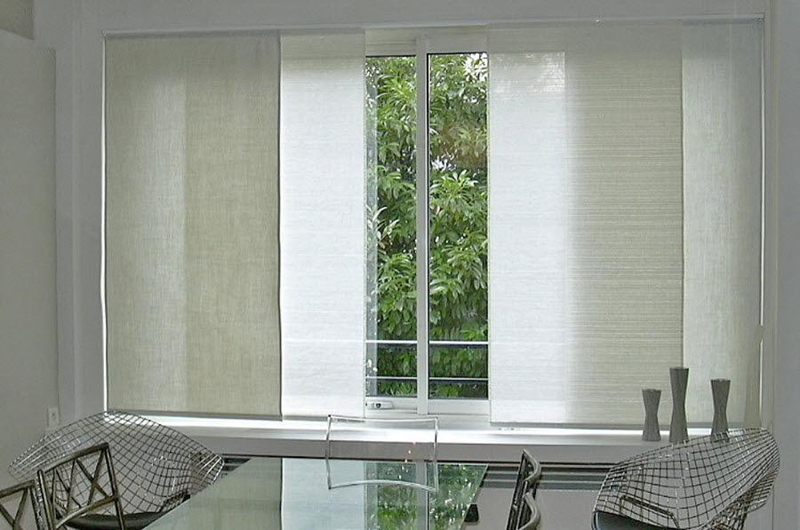 Minotto Japan-Paneel Vorhang Stoffe & Vorhänge  |