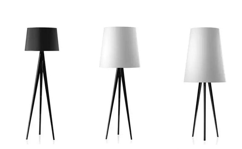 Metalarte Dreifuss Lampe Stehlampe Innenbeleuchtung  |