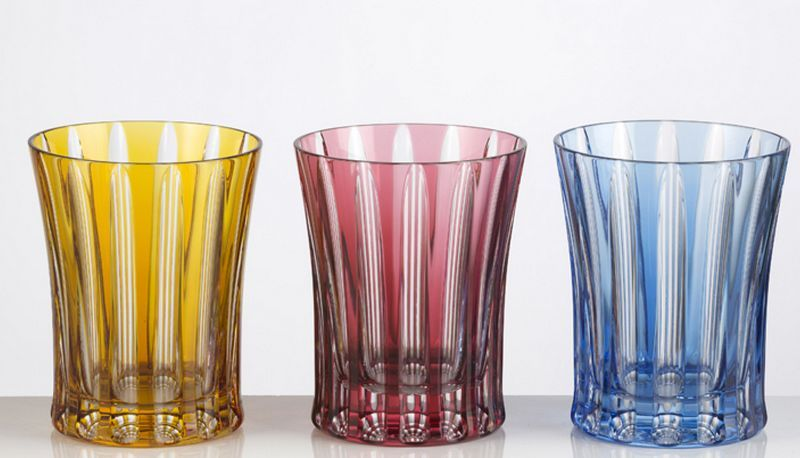 CRISTALLERIE DE MONTBRONN Trinkbecher Gläser Glaswaren  |
