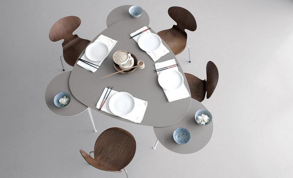 EXTENDO Ausziehbarer Tisch Esstische Tisch  |