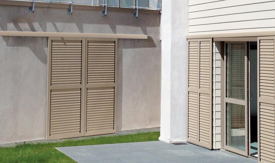Torbel Schiebeläden Fensterläden Fenster & Türen  |