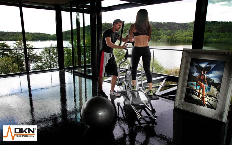 DKN FRANCE Ellipsentrainer Fahrrad Verschiedene Fitnessartikel Fitness  |