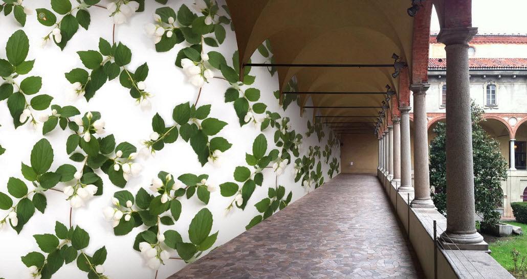 MUURBLOEM WALLFASHION Tapete Tapeten Wände & Decken  |