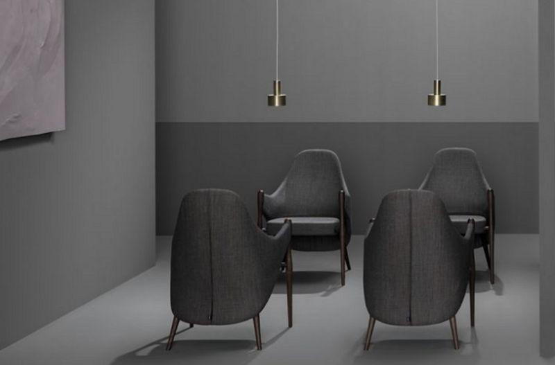 PIAVAL Stuhl mit Armlehne Bürostühle Büro  |