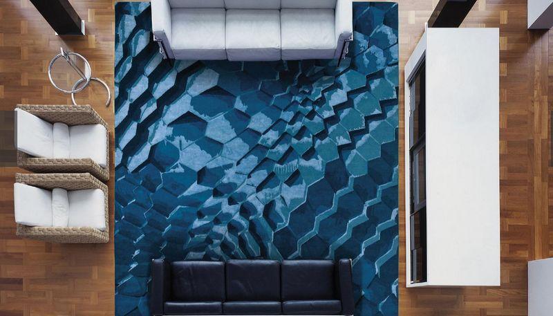 ITALY DREAM DESIGN Moderner Teppich Moderne Teppiche Teppiche  |