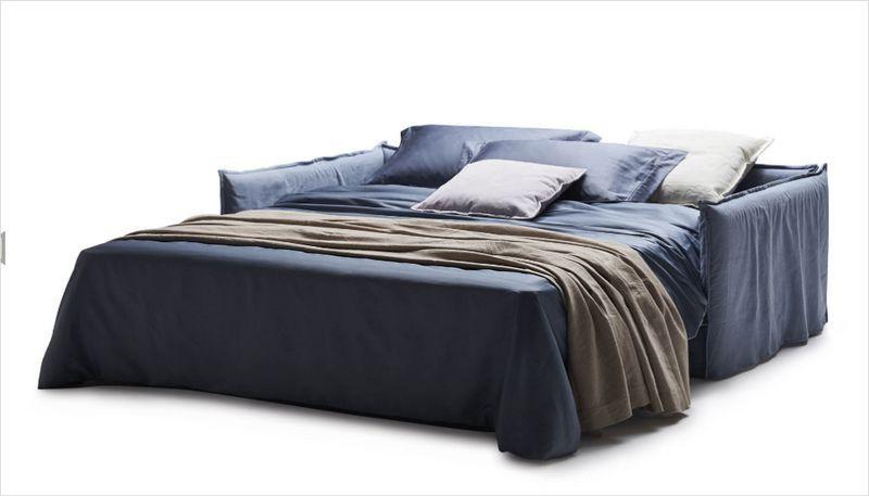 Milano Bedding Ausziehsofa Sofas Sitze & Sofas Schlafzimmer | Design Modern