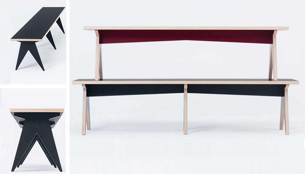 SWALLOW'S TAIL FURNITURE Bank Bänke Sitze & Sofas  |