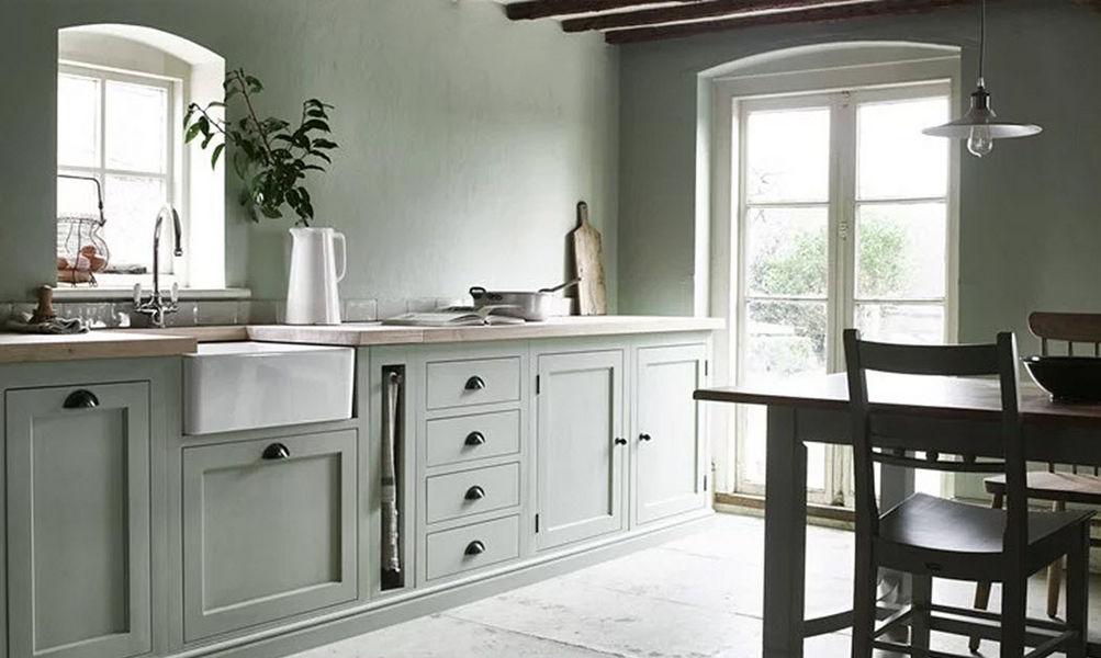 Neptune Classics Traditionelle Küche Küchen Küchenausstattung   