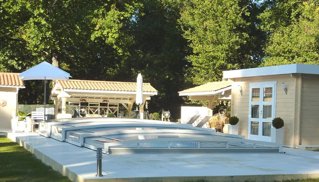 Abri-Integral Pooldach Schwimmbadschutz Schwimmbad & Spa  |