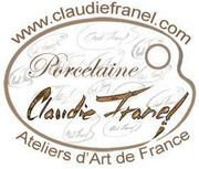 PORCELAINE CLAUDIE FRANEL