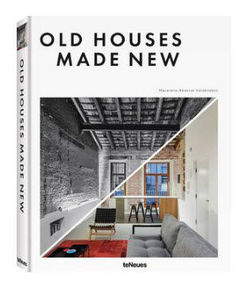teNeues  Allemagne - old houses made new - Deko Buch
