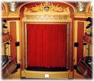 Ami A Lenglart Bühnenvorhänge