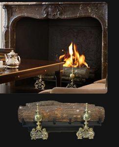Feuerbock-Cheminée de Changy-Louis XIV