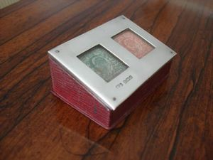 Serpentine Antiques -  - Briefmarkenbox