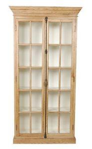 BELDEKO - bibliothèque vitrée - Bibliothek