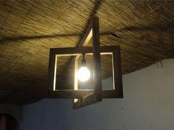 Eco-sensible lifestyle - brut - Deckenlampe Hängelampe