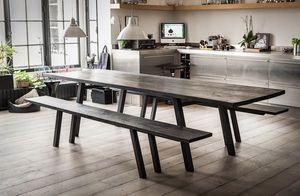 ADRIAN DUCERF -  - Kûche Tisch