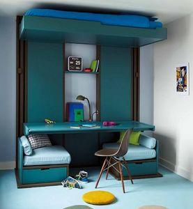 Espace Loggia -  - Hochklappbares Bett