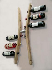 Douelledereve - modèle cépage - Wein Ständer