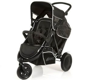HAUCK - poussette freerider black - Buggy