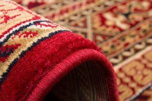 NAZAR - tapis hayat 80x300 red - Traditioneller Teppich