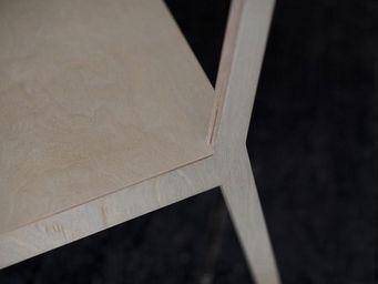 MALHERBE EDITION - chaise c2 - Bürorollkasten