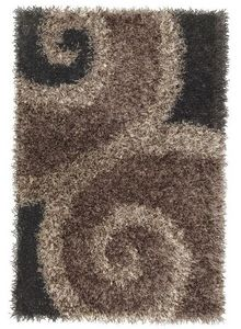 INTERIOR TREND - tapis de chambre vallee anthracite 120x180 en poly - Moderner Teppich