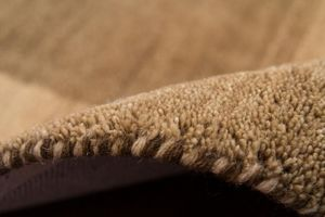 NAZAR - tapis gabbeh 70x230 brown - Moderner Teppich