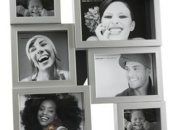 Present Time - cadre photo joyful - Fotorahmen