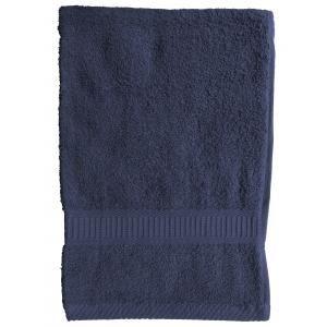 TODAY - serviette de toilette 50 x 90 cm - couleur - bleu - Handtuch