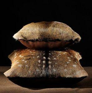 LODGE COLLECTION - sologne cerf - Kissen Quadratisch