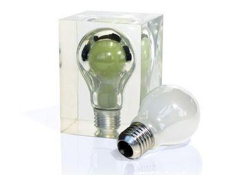 Suck Uk - brique lumineuse vert - Tischlampen